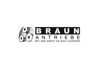 Braun Antriebe