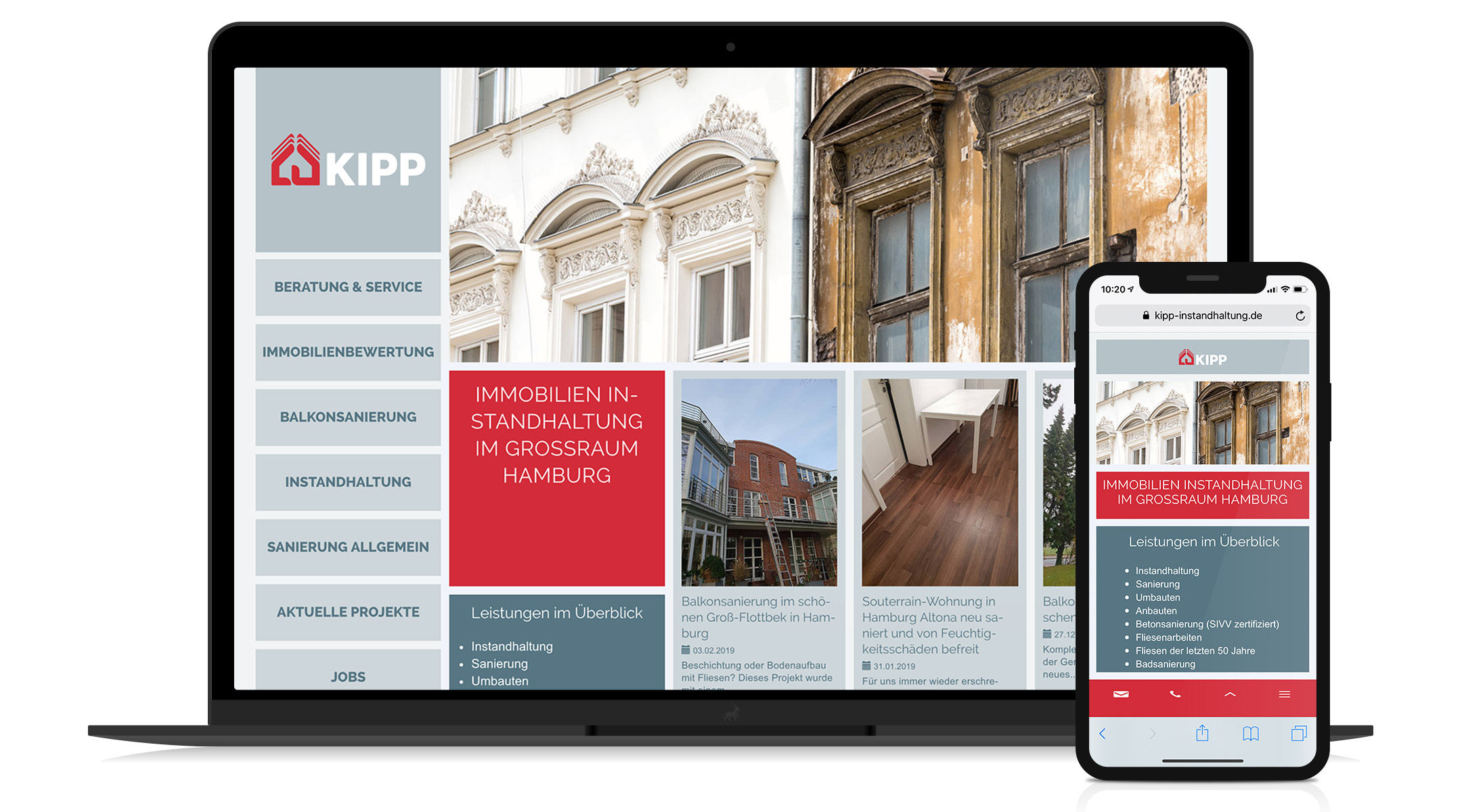 kipp-Website